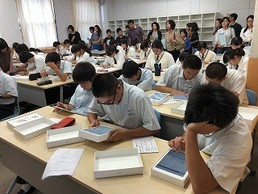 奨学生制度説明会