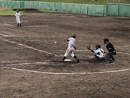 地区秋季中体連で軟式野球、準優勝ほか主な結果